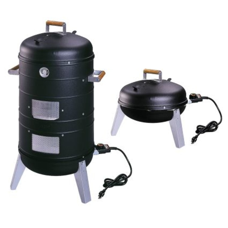 Southern Country 2-in-1 Electric Smoker