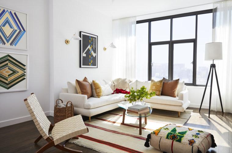 Mindy Kaling Manhattan apartment