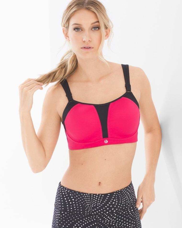 Max Support Contour Underwire Sports Bra