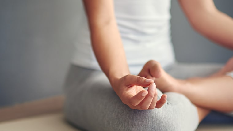 Meditation can help relieve stress and provide calmness, but also brought up fear and anxiety for some people.