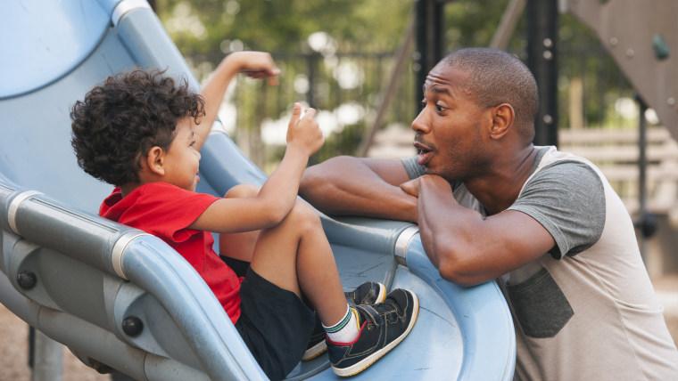 Phenomenal Fathers Tease