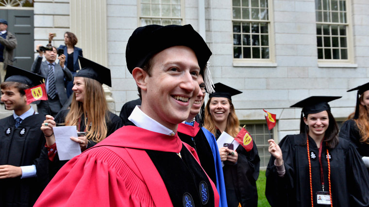 2017 Harvard University Commencement