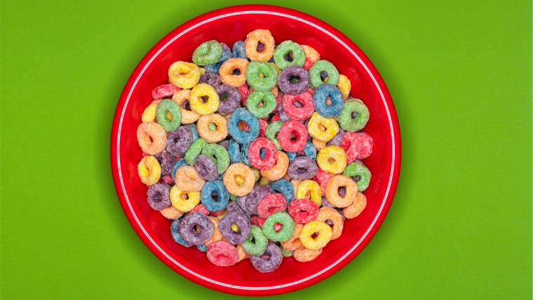 Foods like certain breakfast cereals, rice, white potatoes and bread have a high glycemic index.