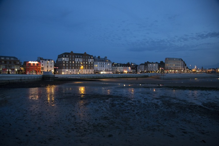 Image: The English seaside town of Margate