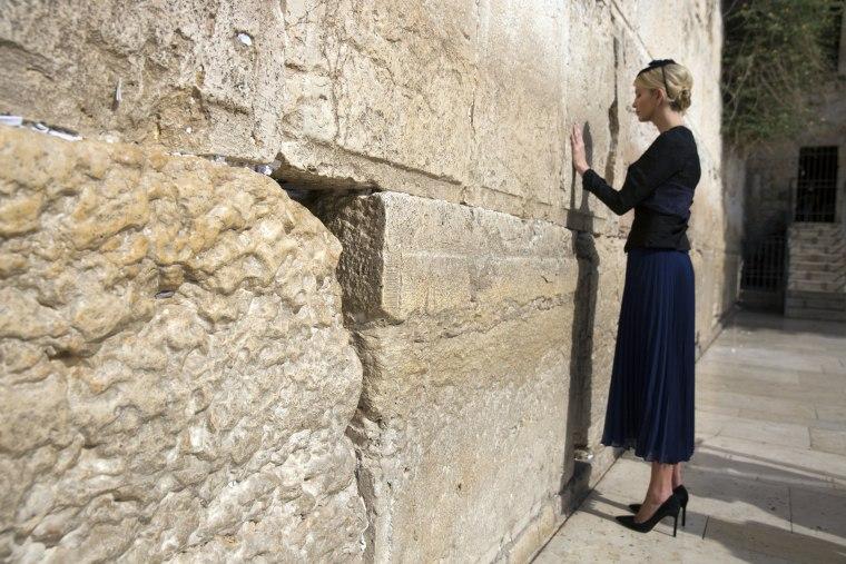 Image: US President Trump in Israel