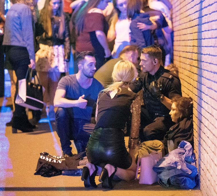 Image: Manchester Explosion