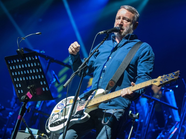 Image: The Manchester Camerata, Peter Hook HAcienda Classical in concert