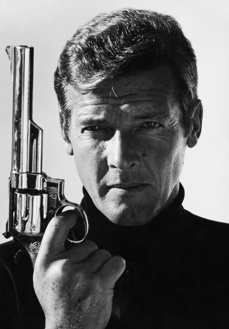 Image: Roger Moore