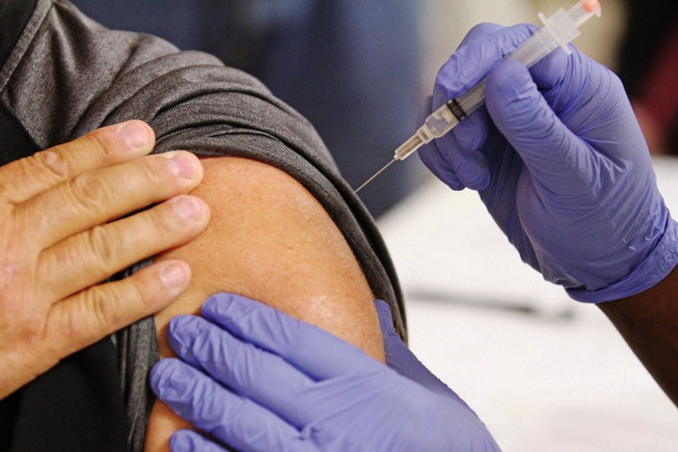 Experts say the real goal of vaccine is even if you do get the flu, you won't be as sick as you would be if you had not gotten it.