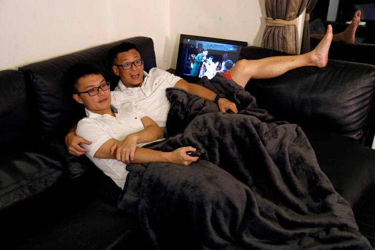 Image: The Wider Image: Anticipating Taiwan's same-sex marriage ruling