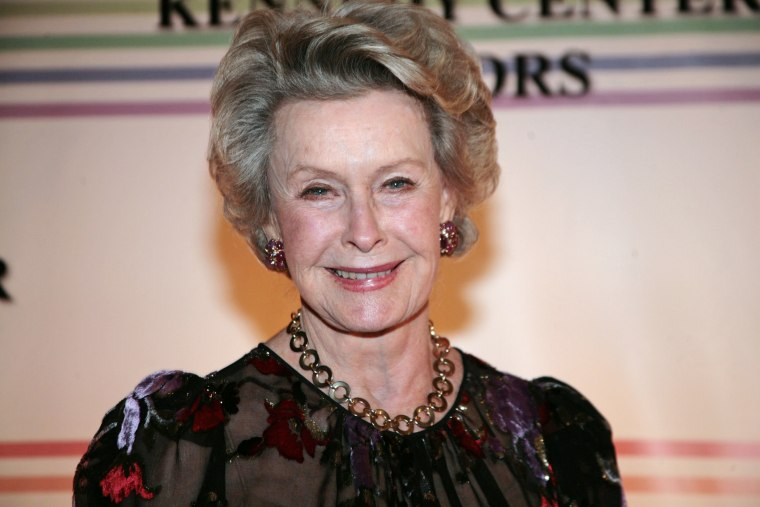 dina merrill heiress and actress dead at 93