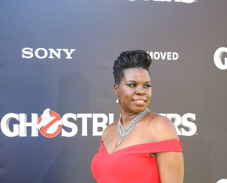 "Image: Premiere Of Sony Pictures' ""Ghostbusters"" - Arrivals"