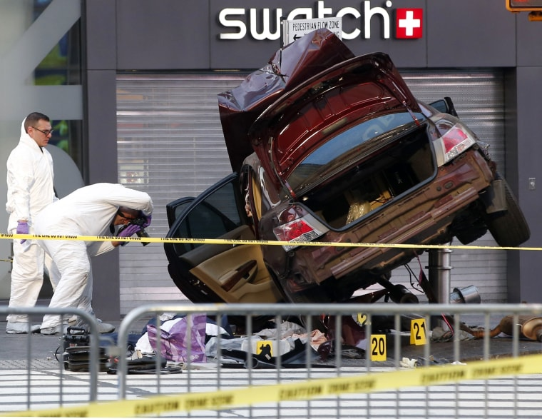 Image: Richard Rojas Vehicle