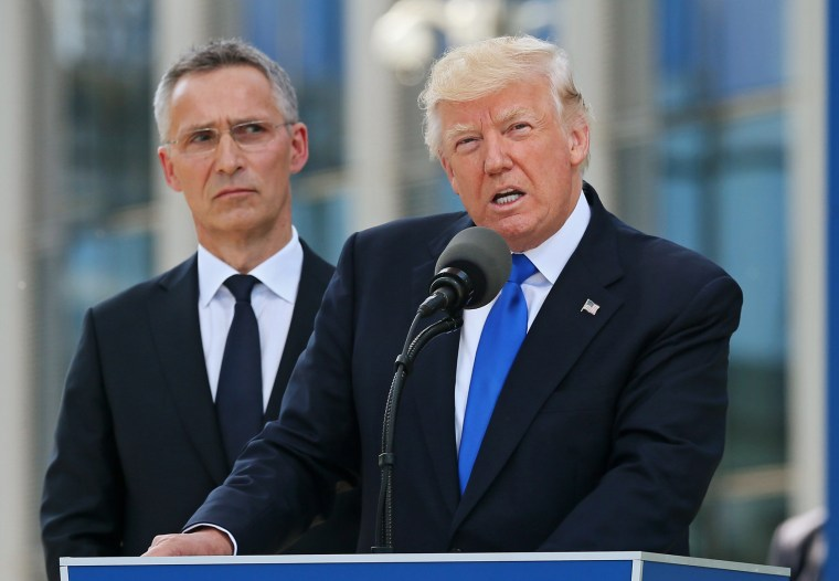 Image: Meeting of NATO Heads of State and Government in Brussels