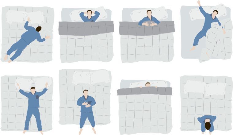 Image: Better sleep illustration