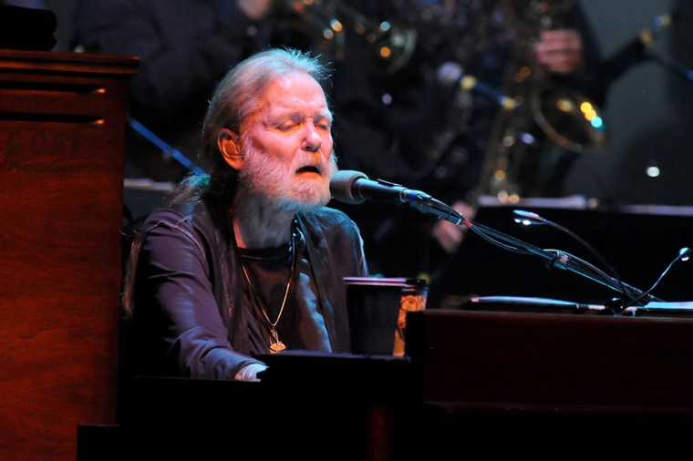 Image: Gregg Allman performs in concert at ACL Live Theater on May 9, 2015 in Austin, Texas.
