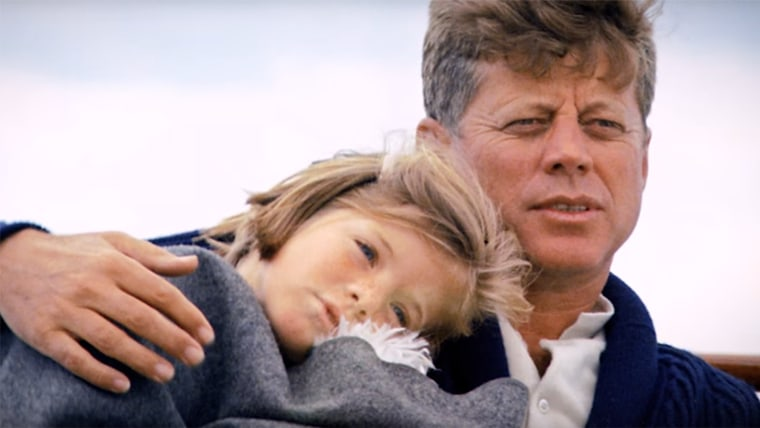 President Kennedy's family reflects on his 100th birthday