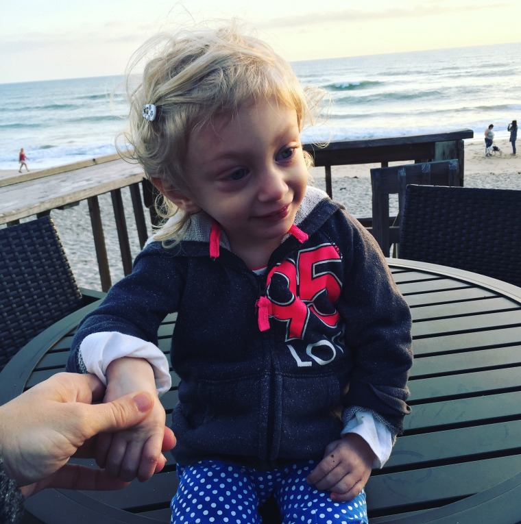 There is no cure for Niemann-Pick Type C, which Stella has. But her parents hope that a compassionate use of a drug might help stave off new symptoms of the disease.