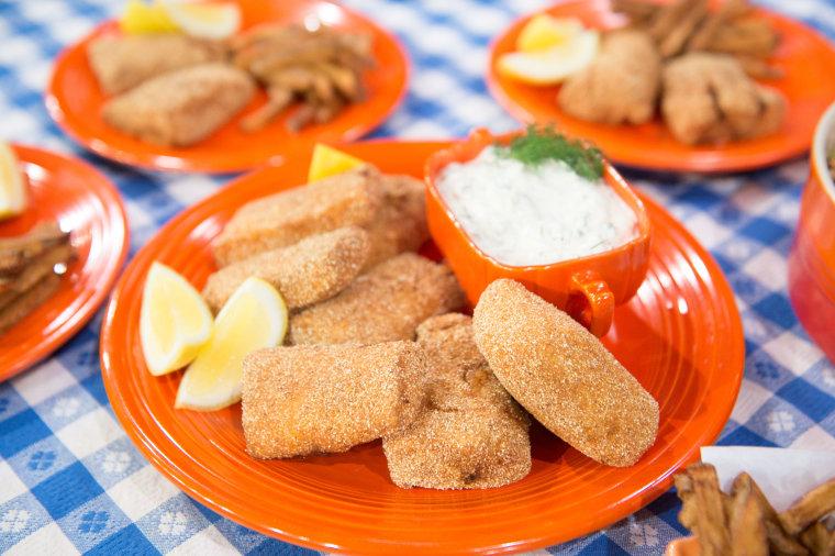 Katie Lee's Fish n' Chips