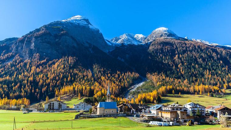 Switzerland's Bergun is too beautiful to photograph, according to lawmakers