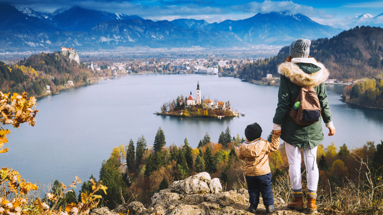 Slovenia is one of the best countries for kids