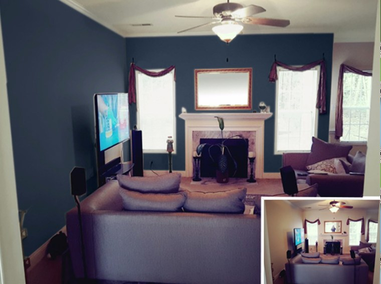 How Kenneth's room could look.