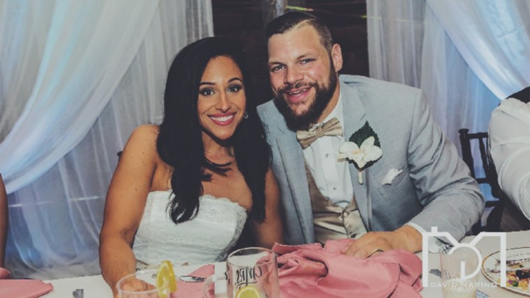 After bonding over their mutual weight loss, the Browers realized that they had so much and common and they made each other happy. They married in May.