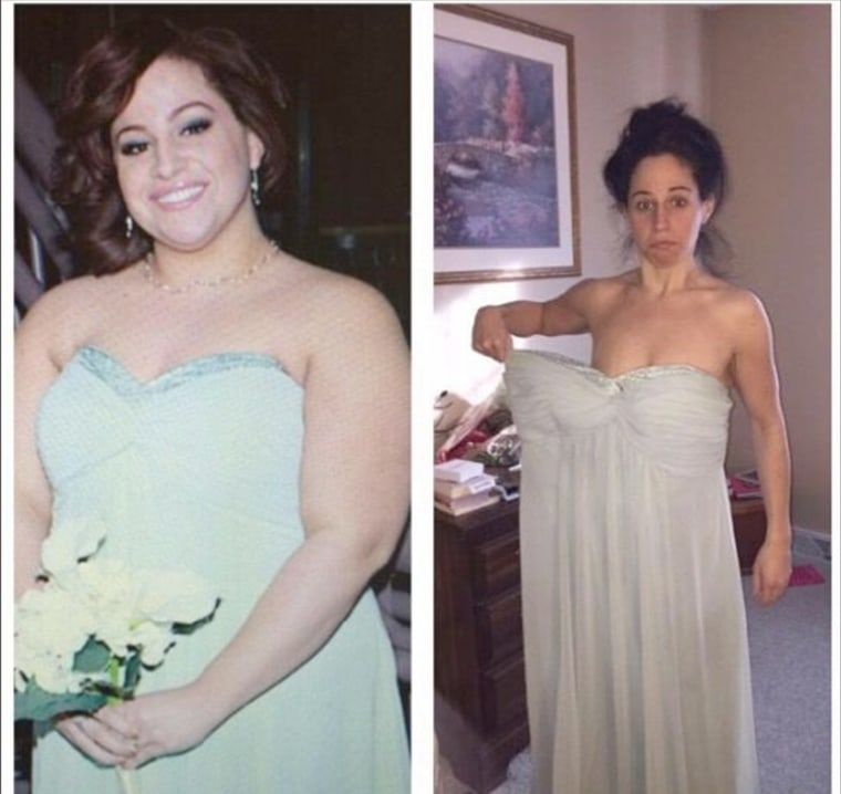 Couples loses almost 600lbs