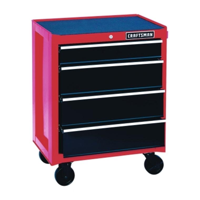 Craftsman 4-Drawer Rolling Tool Cabinet