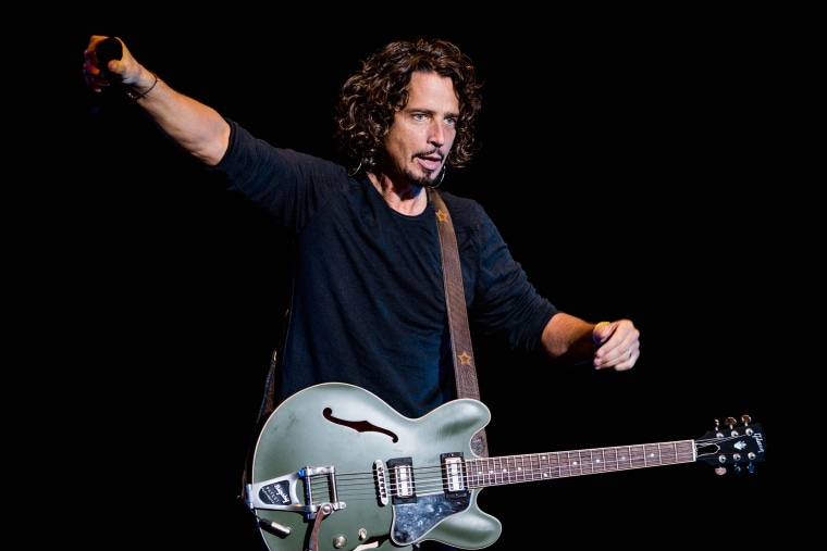 an update about Soundgarden singer Chris Cornell's recent suicide