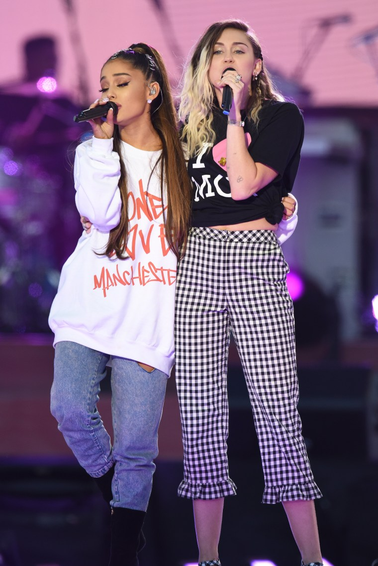 Image: One Love Manchester Benefit Concert