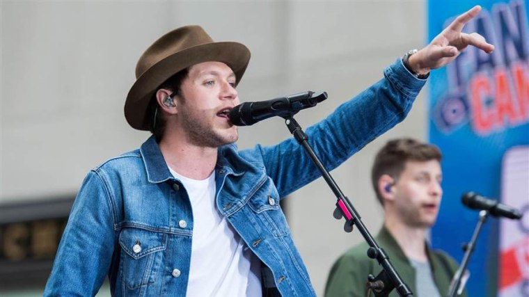 One Direction's Niall Horan was among hundreds of well-known musicians to speak out.