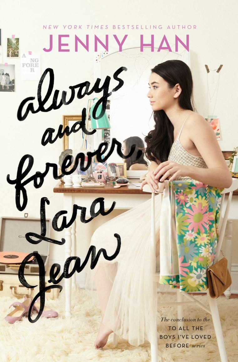 """""""Always and Forever, Lara Jean,"""" by Jenny Han"""