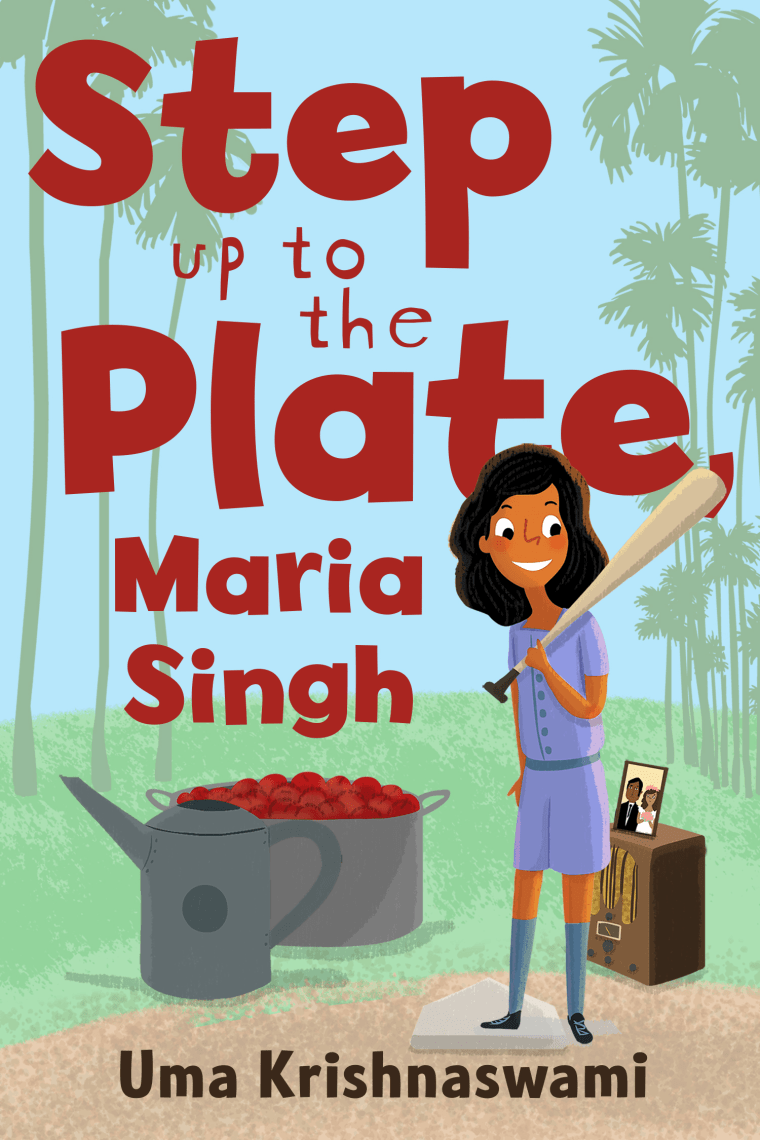 """Step Up to the Plate, Maria Singh,"" by Uma Krishnaswami"