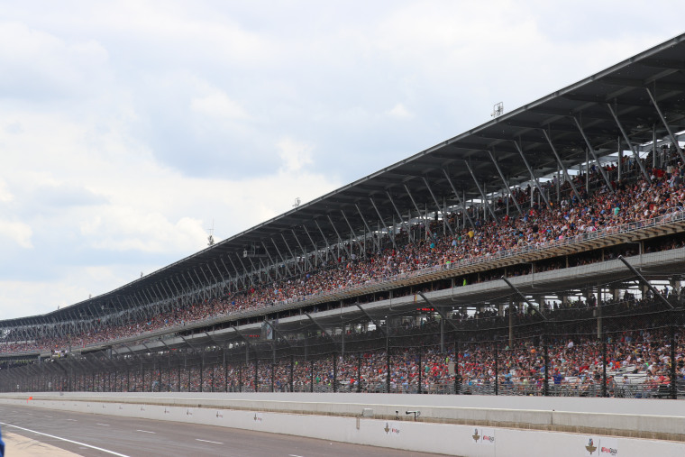 Hundreds of thousands of people attended the 101st Indy500 on Sunday May 28th, 2017.