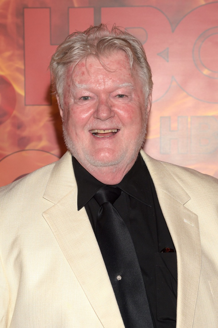 Image: Actor Robert Michael Morris Dies At Age 77 FILE  MAY 30, 2017: Actor Robert Michael Morris, best known for his role on The Comeback and Will & Grace has died at age 77. FILE E HBO's Official 2015 Emmy After Party - Arrivals
