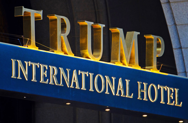 Image: Trump International Hotel exterior