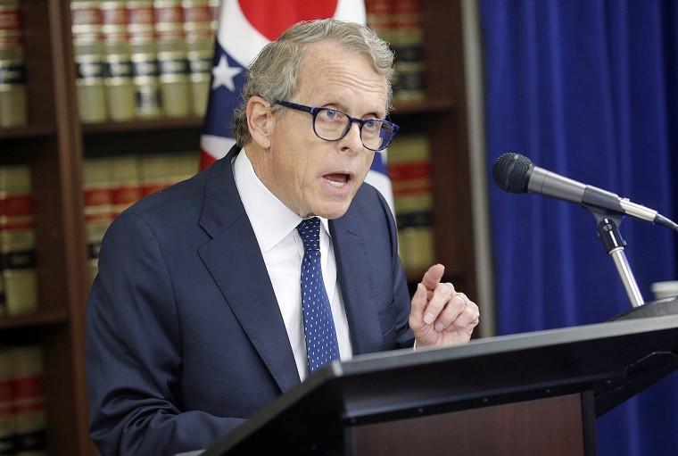 Image: Ohio Attorney General Mike DeWine