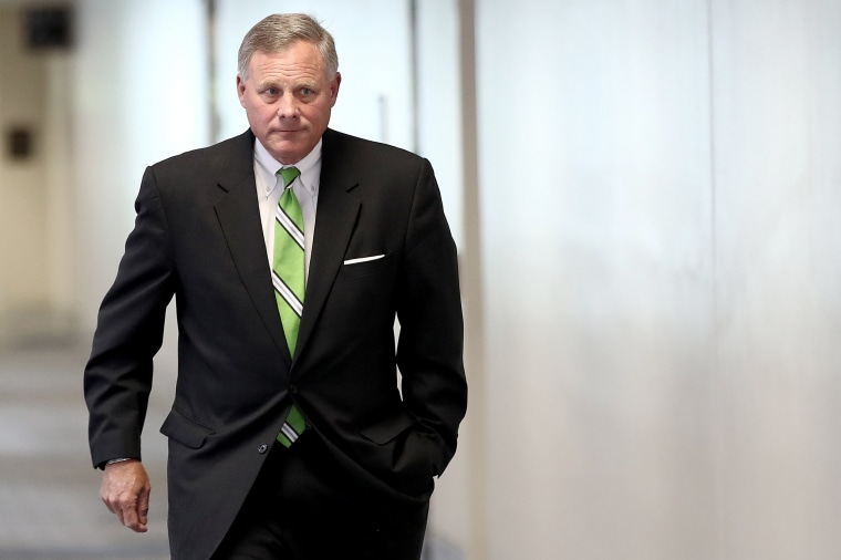 Image: Sen. Richard Burr (R-NC)