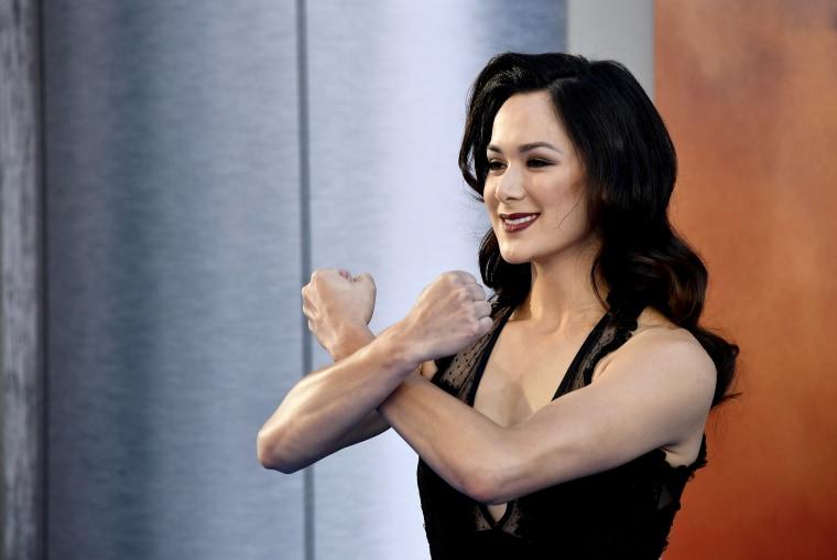 "Image: Premiere Of Warner Bros. Pictures' ""Wonder Woman"" - Arrivals"