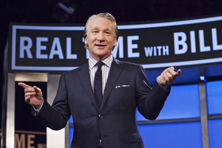 Image: Real Time with Bill Maher