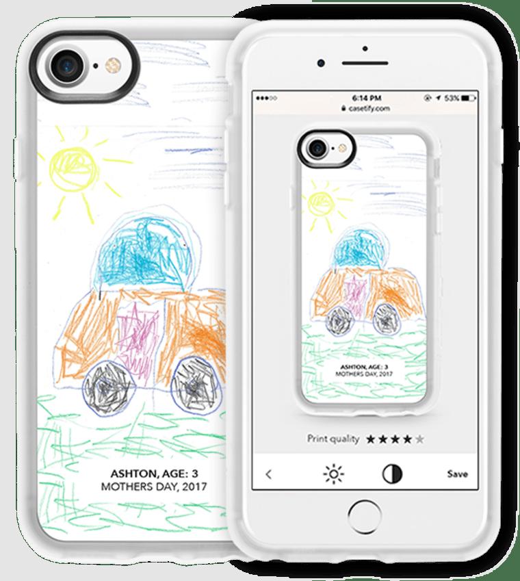 Casetify phone case