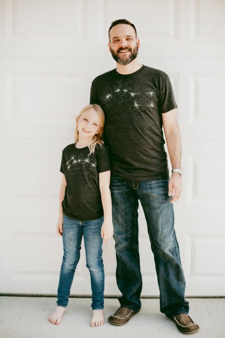 Big Dipper, Little Dipper shirts