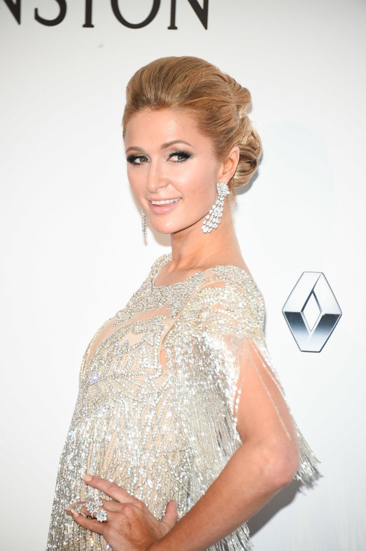 Paris Hilton's hair
