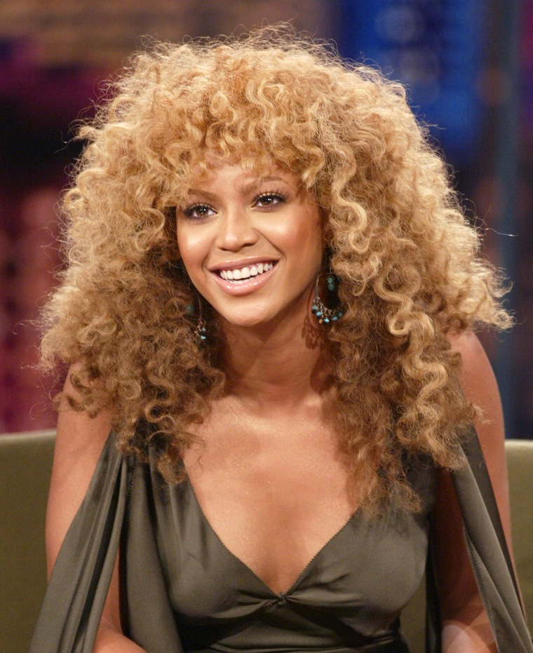 The Tonight Show with Jay Leno - Beyonce Knowles
