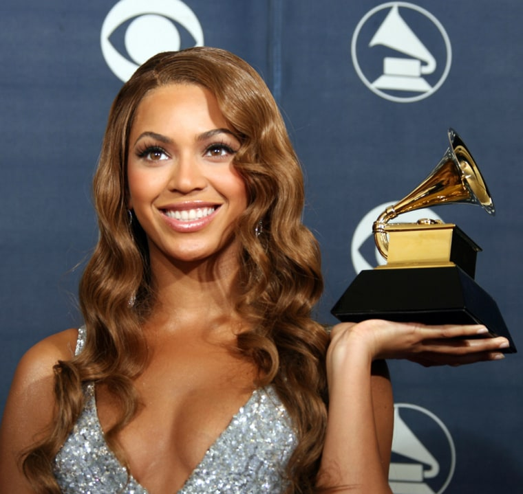 Winner of Best Contemporary R&B Album Be