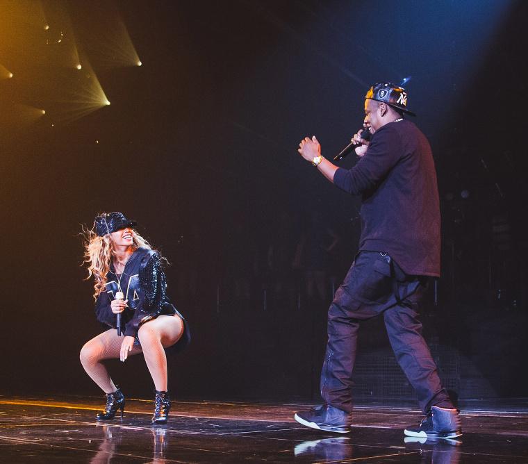 Image: Beyonce,Jay Z