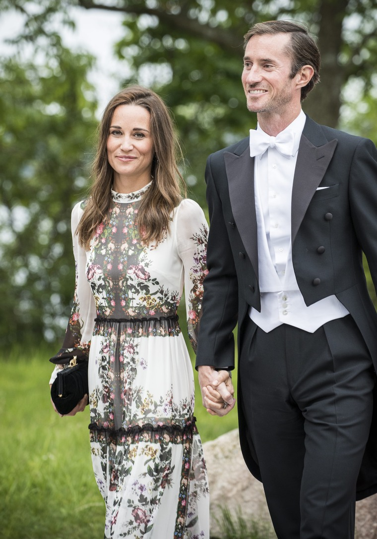 Wedding party for Jons Bartholdson and Anna Ridderstad, Stockholm, Sweden
