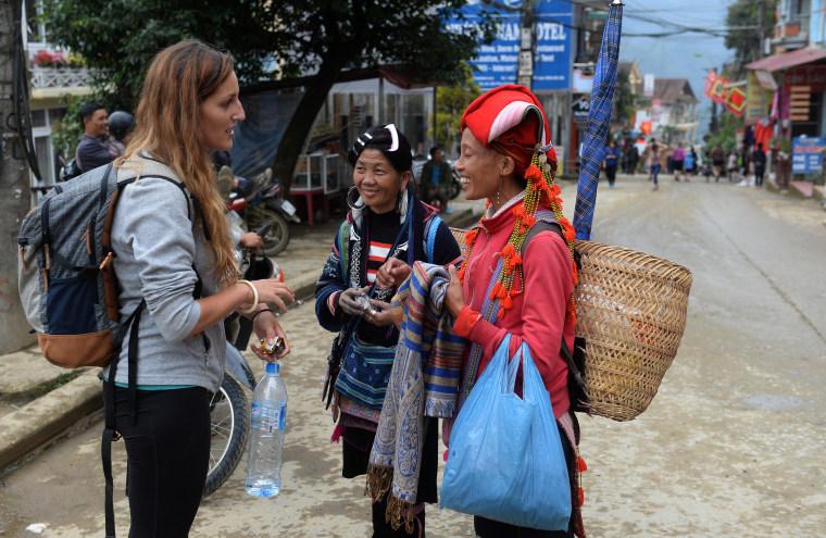 VIETNAM-TOURISM-ECONOMY-CULTURE-SAPA