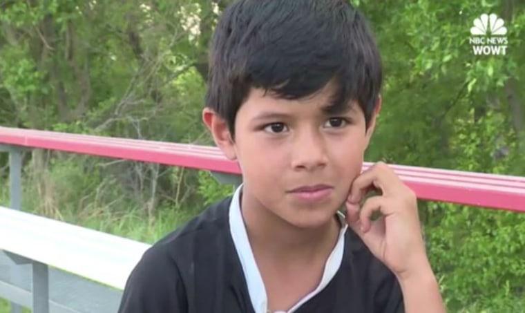 A screenshot of Milagros Hernandez